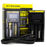Nitecore - Digicharger D2 Battery Charger