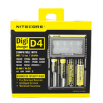 Nitecore - Digicharger D4 Battery Charger