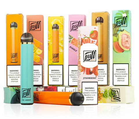 Puff XTRA Disposable E-Cigs