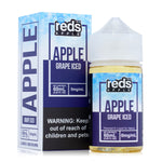 7 Daze - Reds Grape Iced E-Liquid