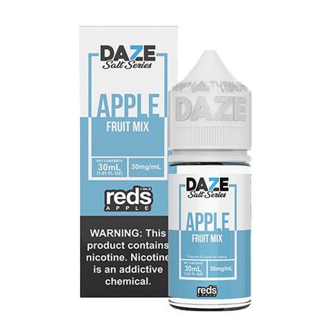 7 Daze Salt - Reds Fruit Mix E-Liquid