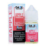 7 Daze Salts - Reds Strawberry ICED E-Liquid