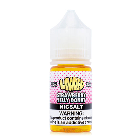 Loaded - Strawberry Jelly Donut Salt E-Liquid