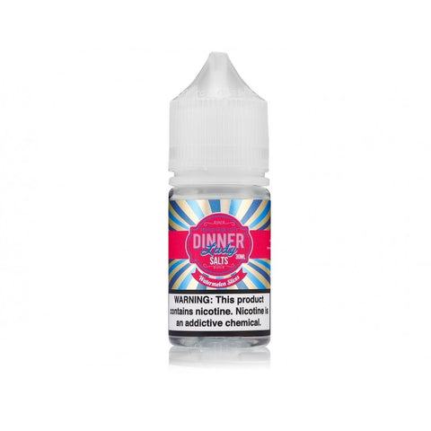 Dinner Lady Tuck Shop Salt - Watermelon Slices E-Liquid