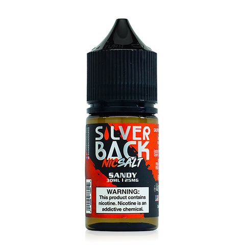 Silverback Juice Co. Salt - Sandy E-Liquid