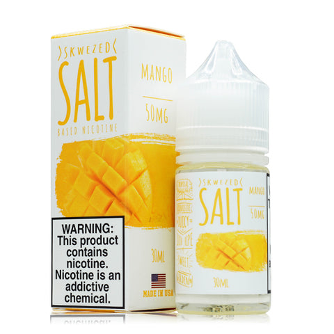 Skwezed Salt - Mango E-Liquid