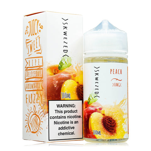 Skwezed - Peach E-Liquid