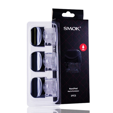 SMOK - Nord Pod Only | 3-Pack