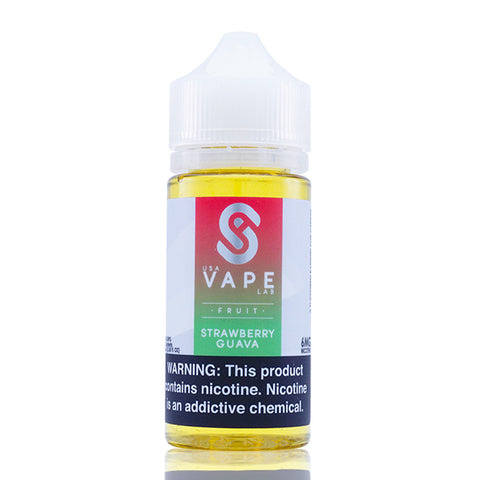 USA Vape Lab - Strawberry Guava E-Liquid