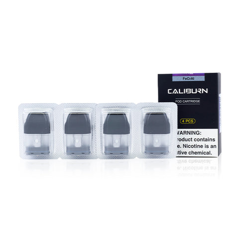 Uwell - Caliburn Pods | 4-Pack