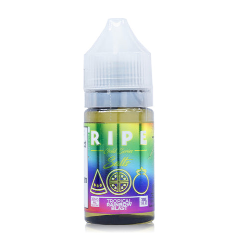 Ripe Gold Series - Tropical Rainbow Blast Salt E-Liquid