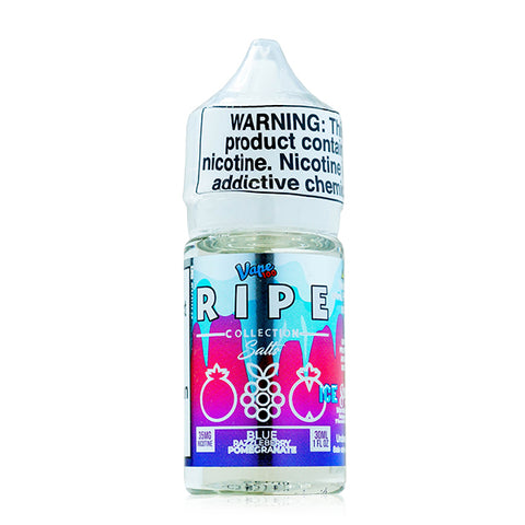 Ripe - Blue Razzleberry Pomegranate ICE Salt E-Liquid