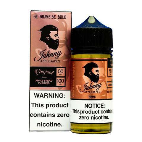 Johnny AppleVapes - Apple Bread Pudding E-Liquid