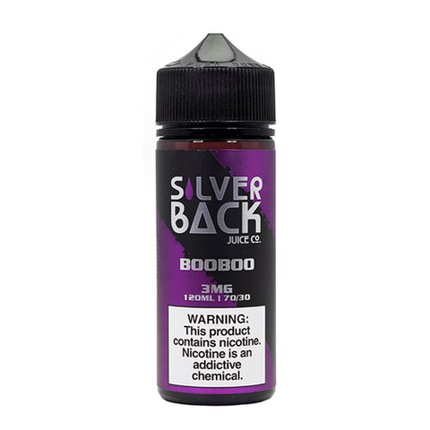 Silverback Juice Co. - BooBoo E-Liquid