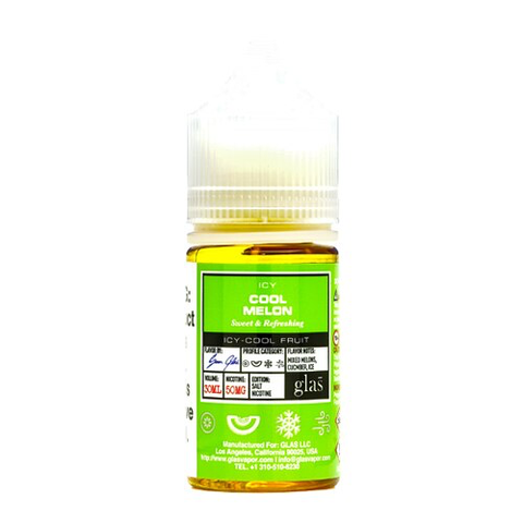 Basix Salt - Cool Melon E-Liquid