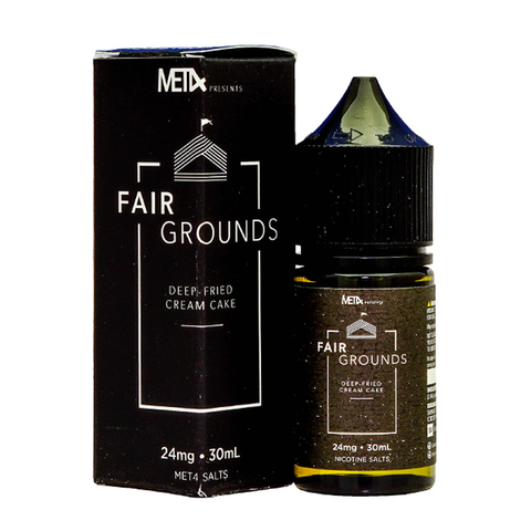 Met4Vapor - Fairgrounds Salt E-Liquid