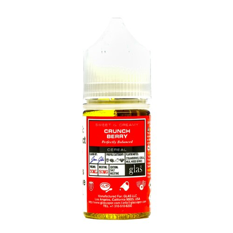 Basix Salt - Crunch Berry E-Liquid
