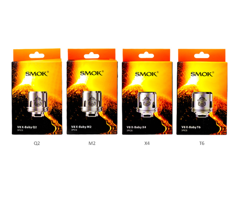 SMOK - TFV8 X-Baby Coils | 3-Pack
