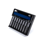 Imren - K8 Intelligent Battery Charger | 8 Bay