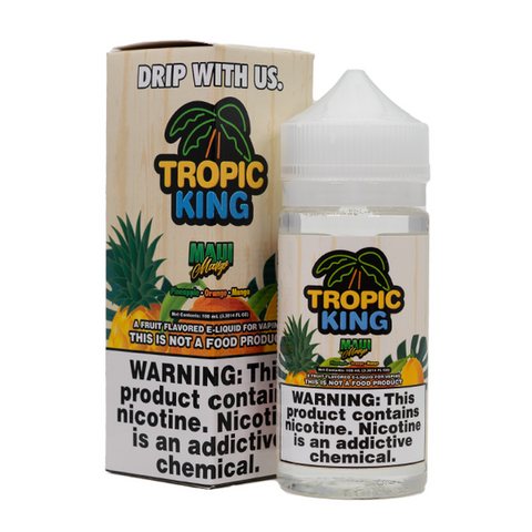 Tropic King - Maui Mango E-Liquid