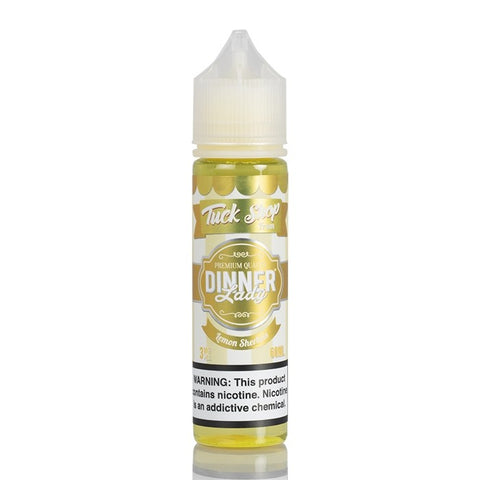 Dinner Lady Tuck Shop - Lemon Sherbets E-Liquid