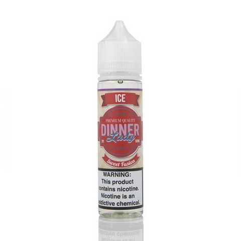 Dinner Lady Ice - Sweet Fusion Ice E-Liquid