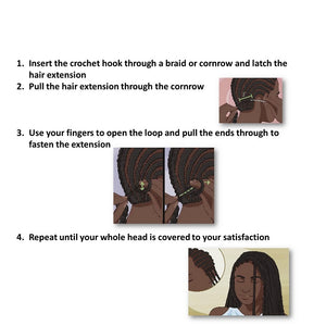 Natural Heat Protector Spray