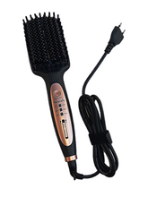 Load image into Gallery viewer, Kwanele Afro Hair Straightening Brush (1 Single Brush)