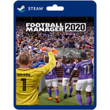Football Manager 2020 FM2020 original PC steam game download play offline