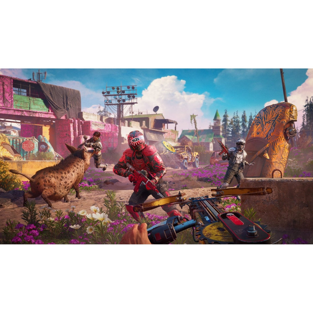 Far Cry New Dawn original PC steam game download play offline