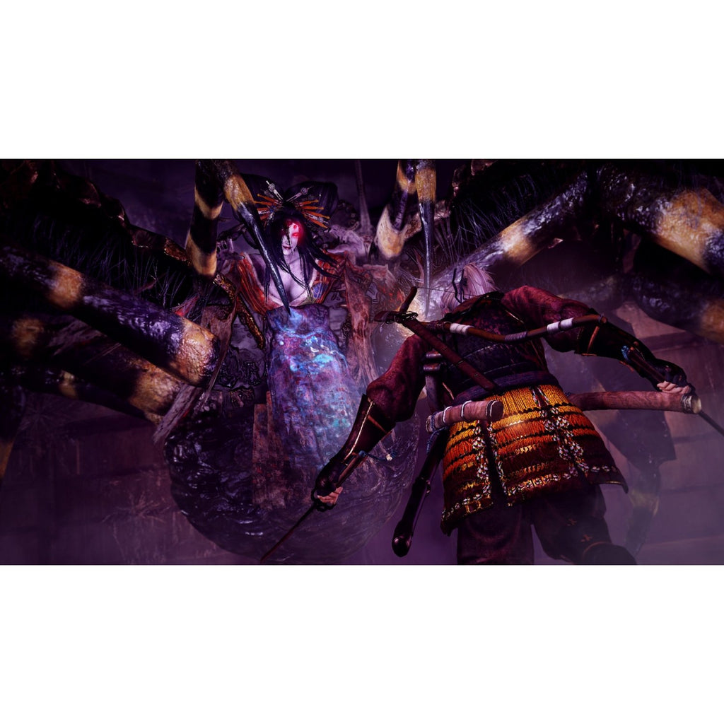 Nioh Complete Edition original PC steam game download play offline