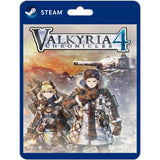 Valkyria Chronicles 4 original PC steam game download play offline