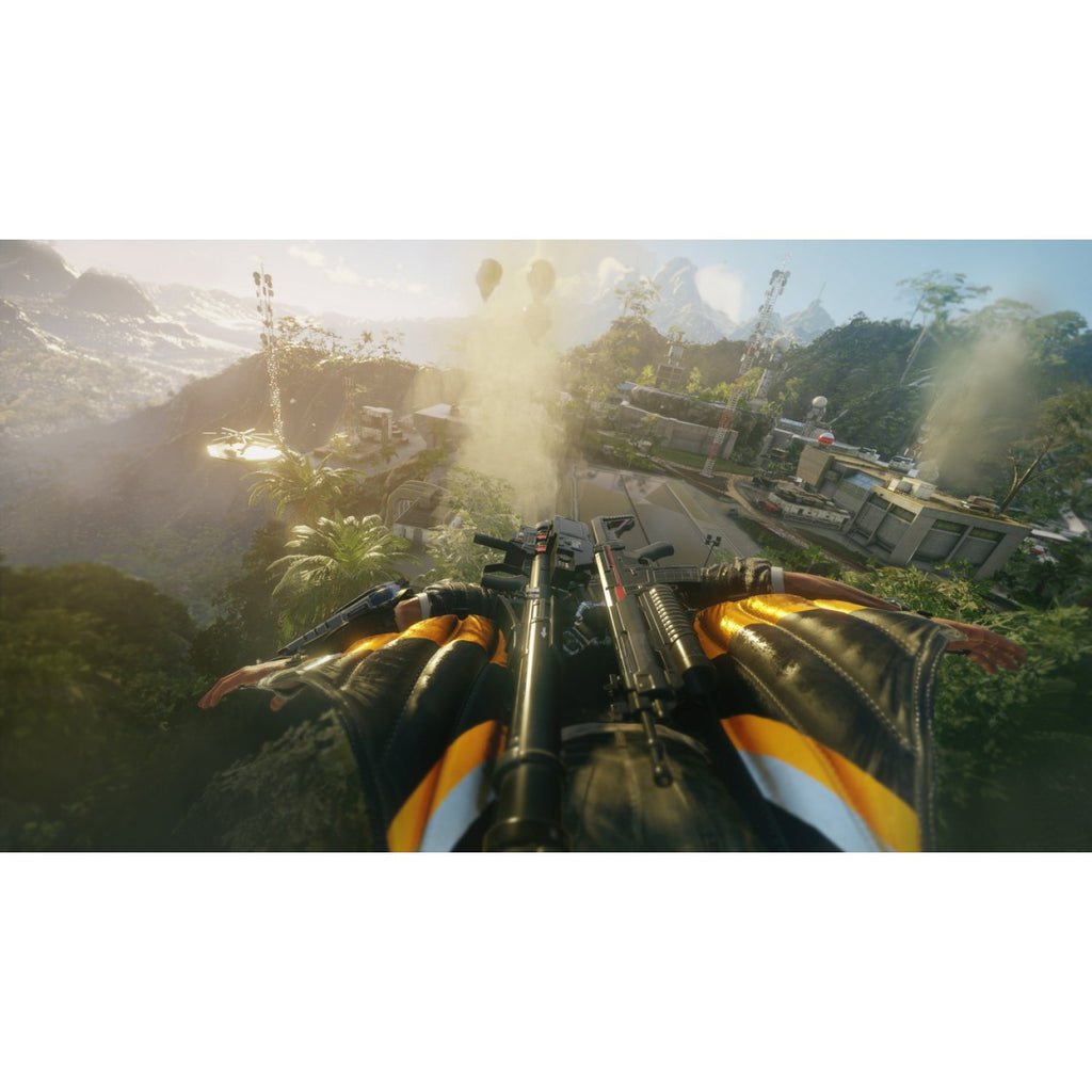 Just Cause 4 original PC steam game download play offline