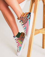 Hummingbird - Hightop Canvas Shoe - Manda Baby