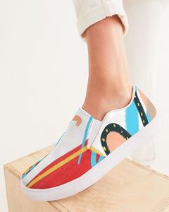 Lover - Women Slip-On Canvas Shoe - Manda Baby