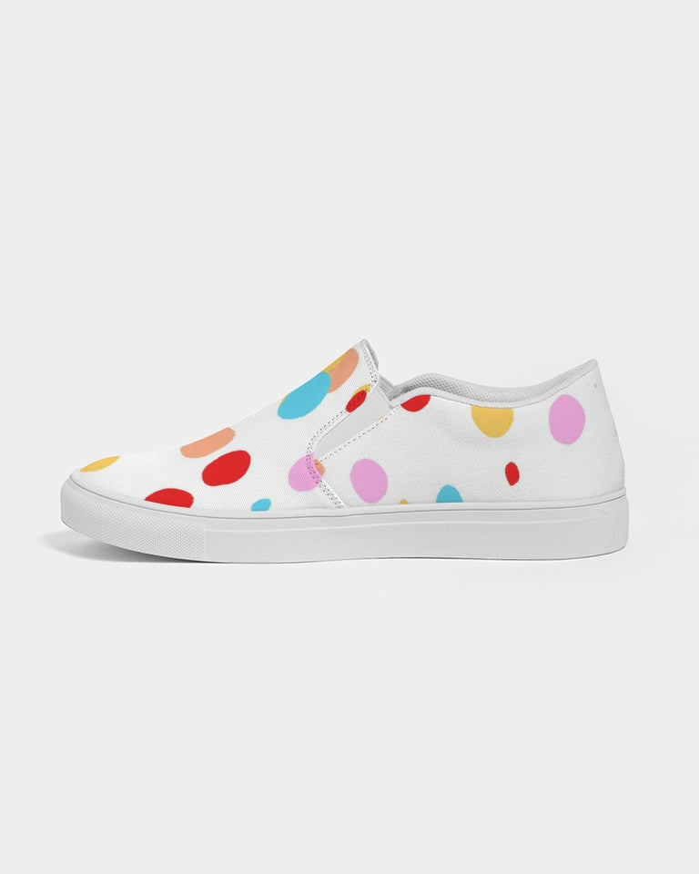 Folk - Women Slip-On Canvas Shoe - Manda Baby