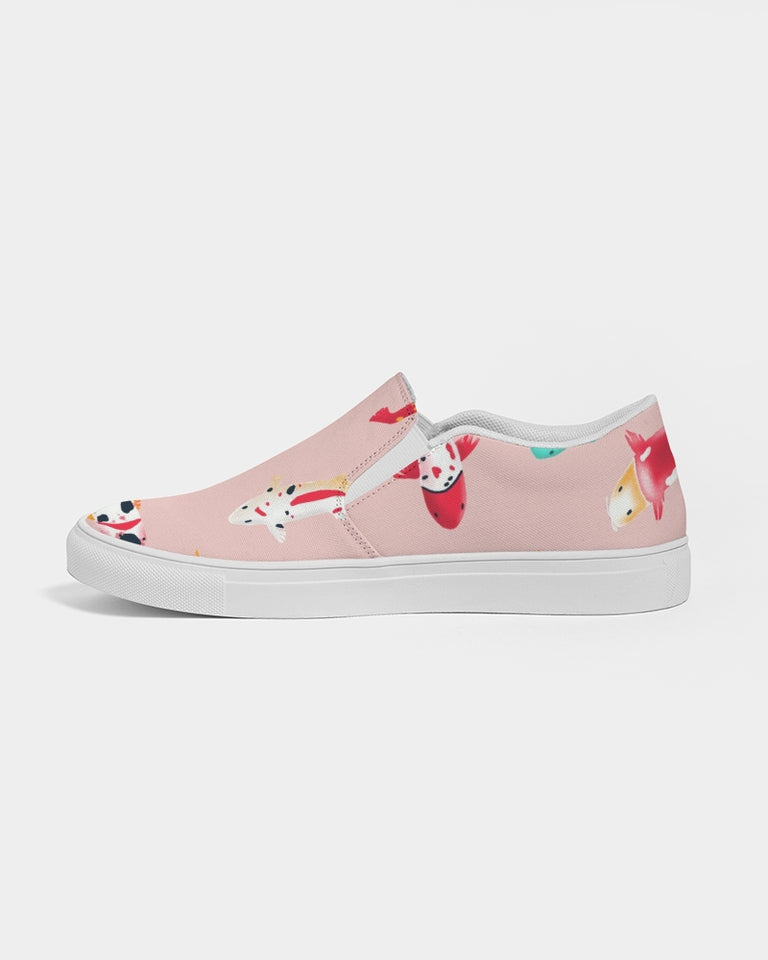 Koi - Women Slip-On Canvas Shoe - Manda Baby