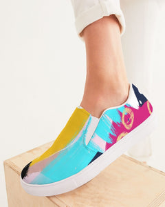 Eccentric - Women Slip-On Canvas Shoe - Manda Baby