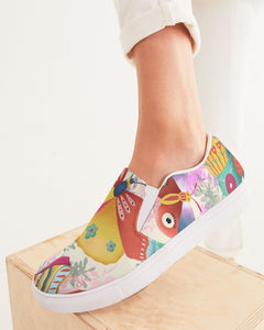Butterfly - Women Slip-On Canvas Shoe - Manda Baby