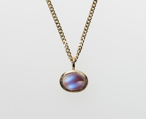 Chroma Necklace Oval