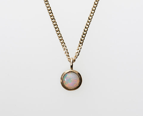 Chroma Necklace Round