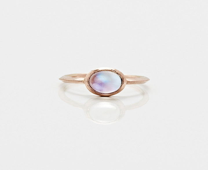 Chroma Ring Oval Gold