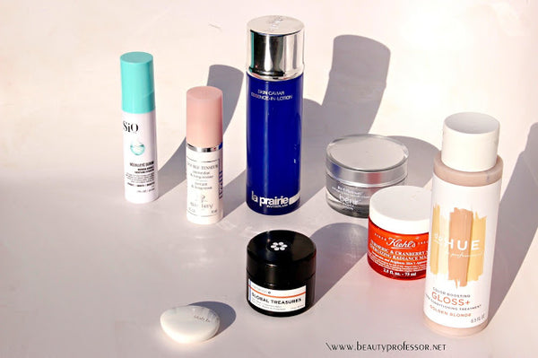 The Beauty Professor skincare autumn discoveries