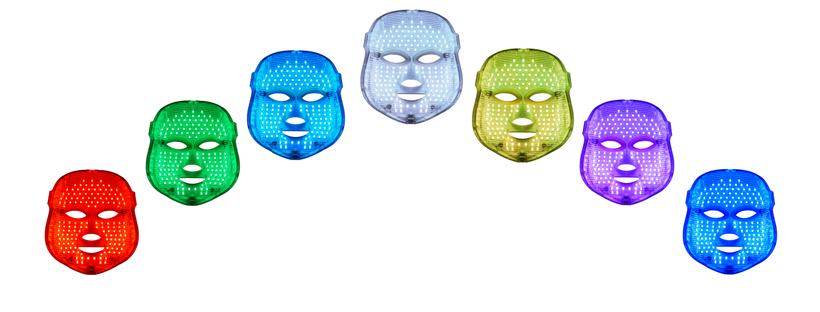 led photo rejuvenation mask
