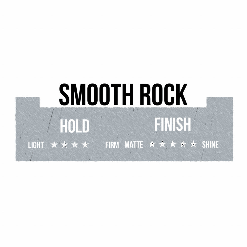 Smooth Rock - Strong Hold Pomade - 100ML