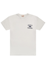 Yj Venice Tee | White Chalk | Deus Ex Machina