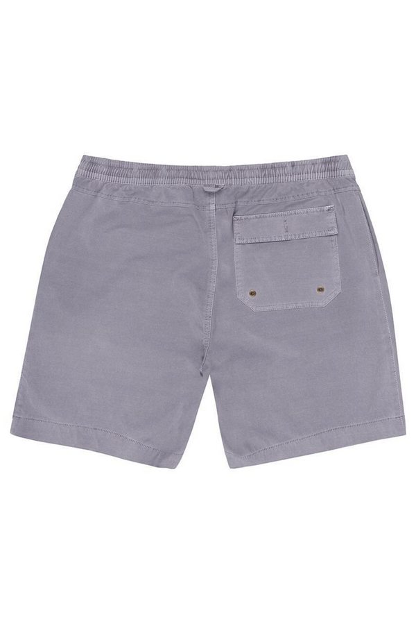 Sandbar Boardshort | Silver Gray | Deus Ex Machina - Manready Mercantile