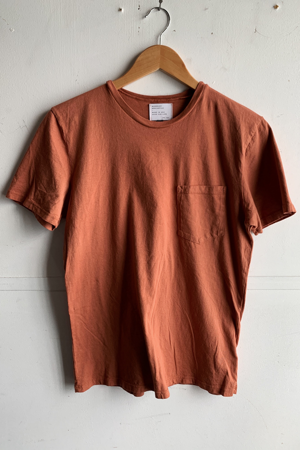 Basic Pocket Tee | Sunset | Manready Mercantile