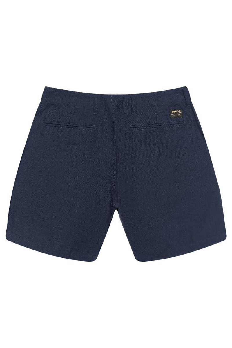 Brooks Military Short | Navy | Deus Ex Machina
