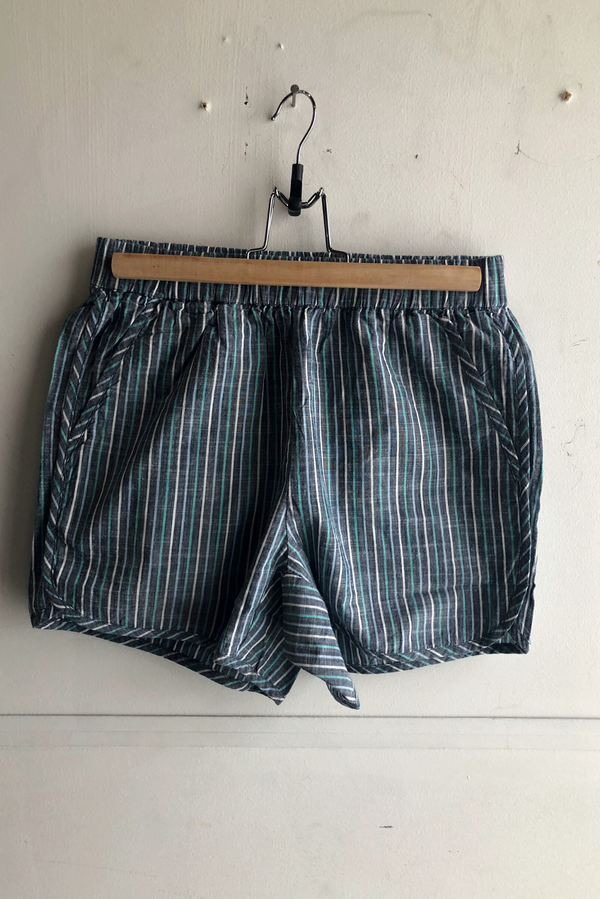 Women's Sandy Shorts | Inlet Stripe | Mollusk - Manready Mercantile
